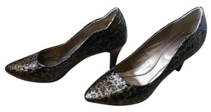 Hush Puppies Leopard Softstyle Comfortable Pumps