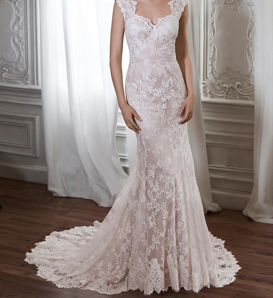 Maggie sottero londyn m5mco13 wedding dress on sale 50 for Maggie sottero wedding dress sale