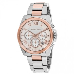Michael Kors NEW Michael Kors MK6368 Women's Parker Rose Gold Silver Tone Watch