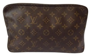 Louis Vuitton Authentic Cosmetic Pouch Trousse Toilette 28
