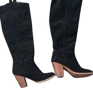 Sole Society black Boots