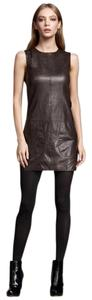 Vince Leather Size 2 Dress