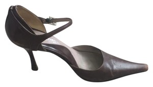 Kenneth Cole chocolate brown Pumps