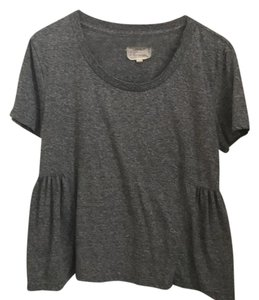 Current/Elliott T Shirt grey
