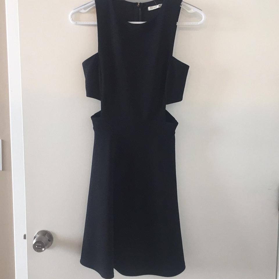 87b30777d3c Soprano Black Cutout Nordstrom Short Night Out Dress Size 2 (XS ...