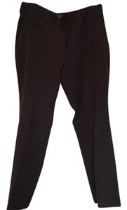 Talbots Straight Pants Brown