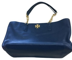 Tory Burch Tote in Royal blue