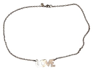 American Eagle Outfitters LOVE Shell Necklace
