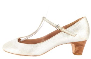 Marc by Marc Jacobs Janes silver Pumps