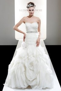 Saison Blanche 4147 Wedding Dress