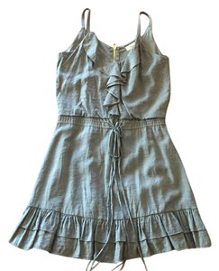 Steve Madden short dress gray on Tradesy