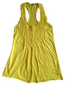 Urban Outfitters Top Yellow