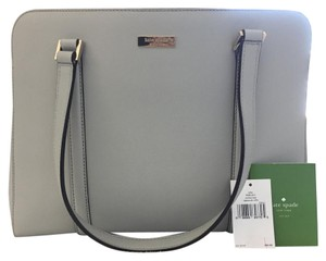 Kate Spade Satchel in Lightsmoke (gray)