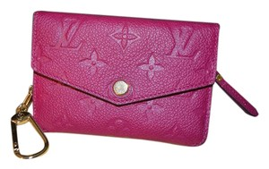 Louis Vuitton BRAND NEW Empriente Leather Key Pouch in SOLD OUT Grape