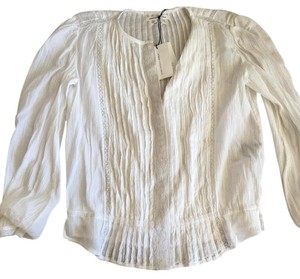 Étoile Isabel Marant Top white