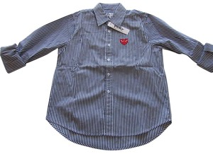 COMME des GARONS Button Down Shirt Multi