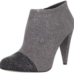 Vince Camuto Grey/Black Boots