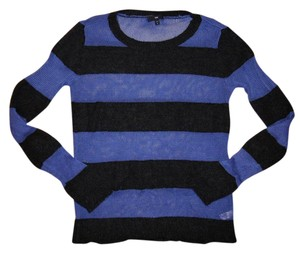 Gap Long-sleeved Stripes Boho Sweater