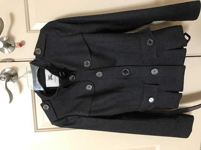 Burberry Burberry woman military wool jacket with belt Image 2