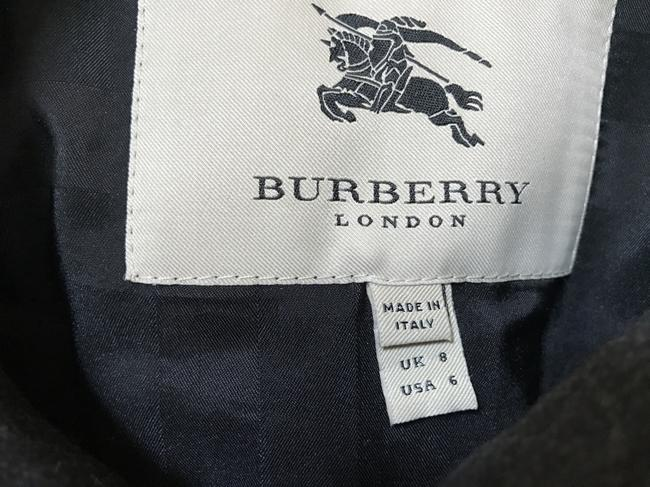 Burberry Burberry woman military wool jacket with belt Image 5