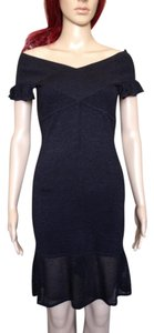 Zac Posen for Target Knit Cocktail Bodycon Fit And Flare Dress