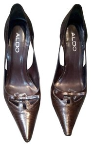 ALDO Spring Brown Pumps