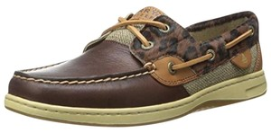 Sperry Boat Top Leather Brown Flats
