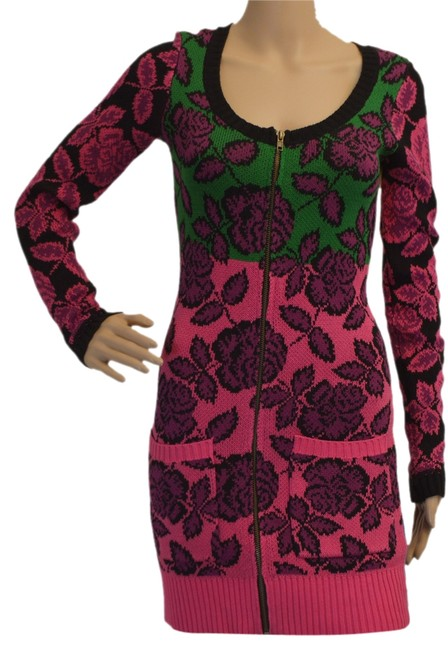 Preload https://item1.tradesy.com/images/betsey-johnson-purple-green-pink-black-above-knee-workoffice-dress-size-6-s-2109255-0-0.jpg?width=400&height=650