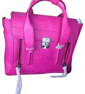 3.1 Phillip Lim Satchel in Bright Fuschia