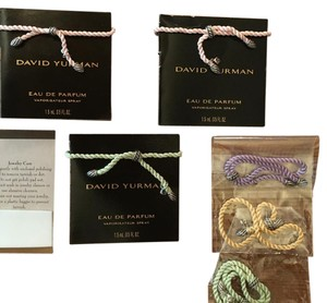 David Yurman. Silk Cord Adjustable Bracelet