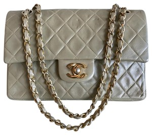 Chanel Classic Quilted Chain Flap Cc Logo Crossbody Boy Shoulder Bag