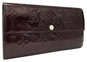 Louis Vuitton Vernis Porte Feuille Sarah Wallet
