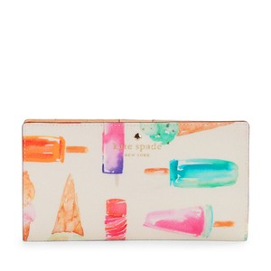 Kate Spade Kate Spade ice pops ice cream Stacy wallet