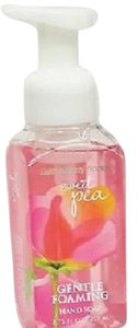 Bath and Body Works lot of 3 Bath and Body Works Sweet Pea Gentle Foaming Hand Soap