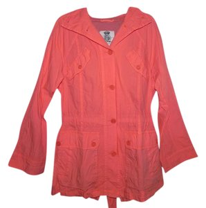 Juicy Couture safety orange Jacket