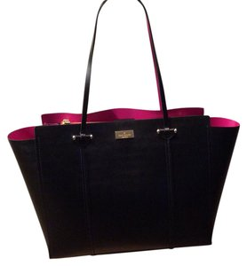 Kate Spade & New York Tote in Black and Pink