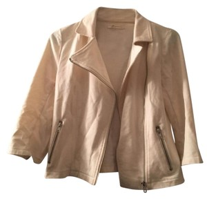 Forever 21 Cotton Lightweight Summer Night Party Motorcycle Jacket