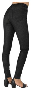 American Apparel Pencil Skinny Skinny Jeans-Dark Rinse