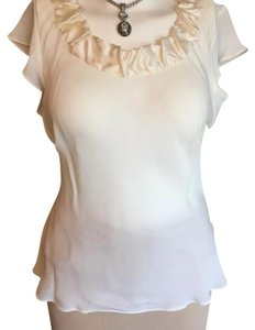 Sunny Leigh Top Ivory