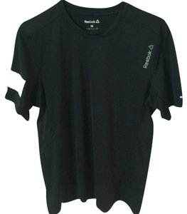 Men's Reebok T-Shirt T Shirt black