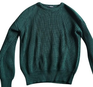 American Apparel Cotton Fisherman Knit Sweater