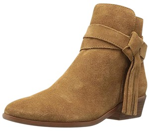 Guess Brown Tan Suede Boots