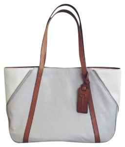 Fossil Leather Gwen Tote