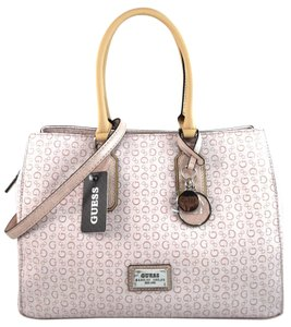Guess Tote in pink light rose