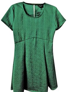 Romeo & Juliet Couture short dress Emerald Green on Tradesy