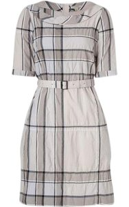 Burberry short dress tan House Check Lightweight Pockets Kristie on Tradesy