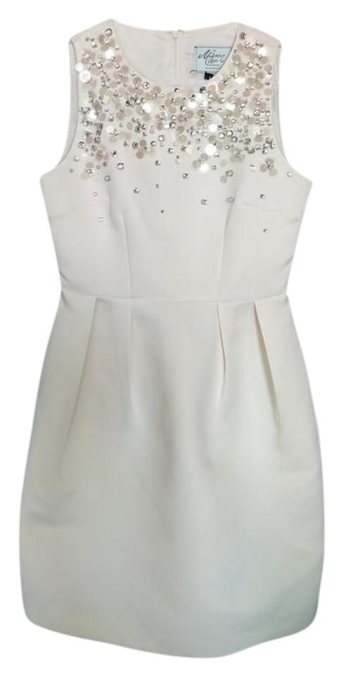 Kate Spade Ivory Polyester / Lining: Poly Taffeta Madison Avenue ...