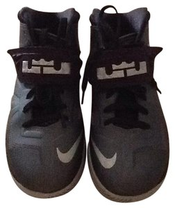Nike Black grey and silver Athletic