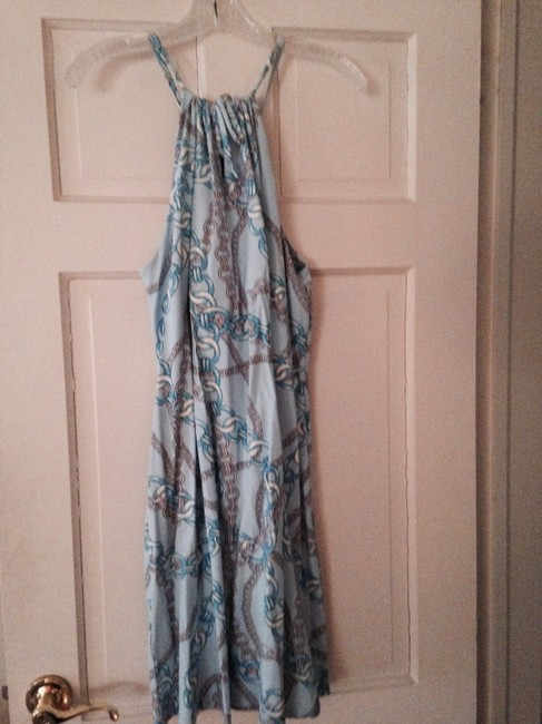 Blue Maxi Dress by J.McLaughlin