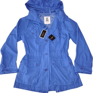 Juicy Couture Nautical Blue Jacket
